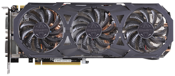 Gigabyte GTX 970 Video card