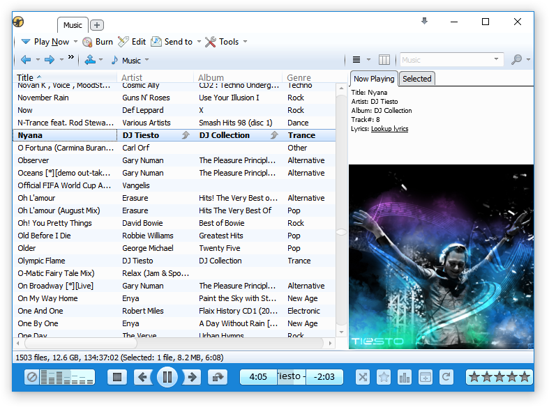Audio Players for Windows - The Computer Mouse