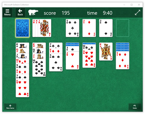 Microsoft Solitaire Collection - Free Microsoft games for Windows
