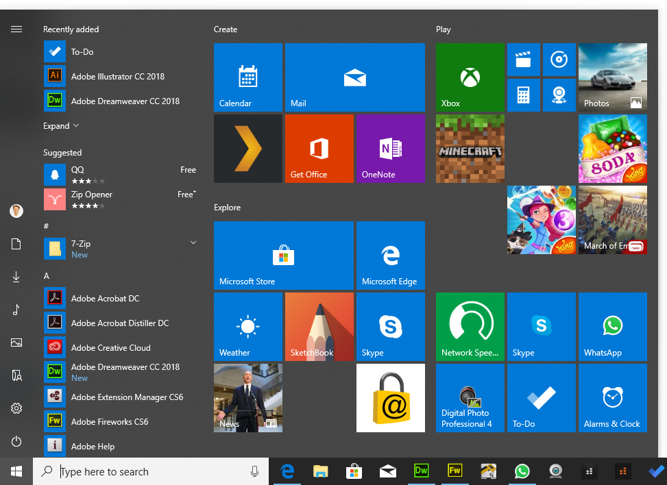 What U0026 39 S New In Windows 10