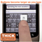 ThickButtons Keyboard
