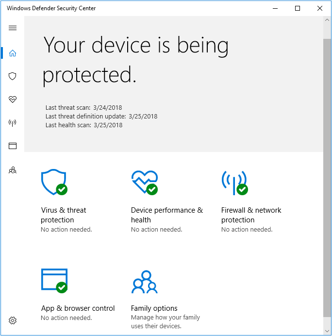 Free Security Apps for Windows - The Computer Mouse